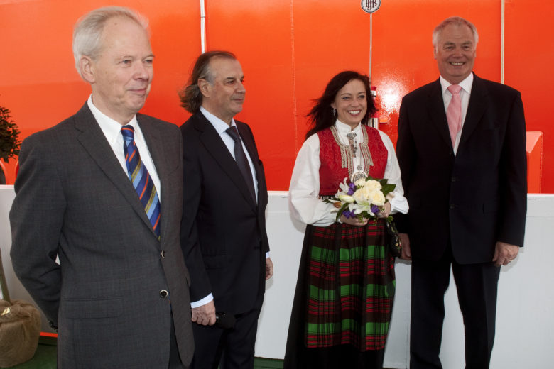 Edda Fides Naming ceremony