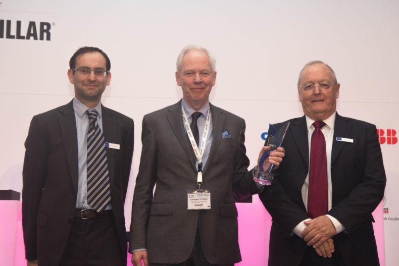 Johannes Østensjø Lifetime Award